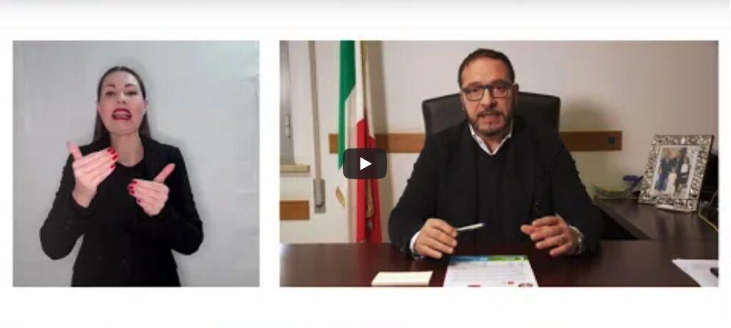 Presentazione sindaco nuovo servizio raccolta differenziata Villasimius